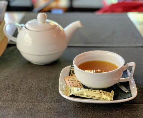 Gunpowder - pravi zeleni čaj