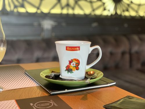 Milford čaj u Crossu