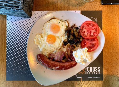 Engleski doručak u Crossu
