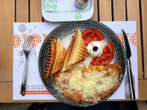 Bogat italijanski omlet