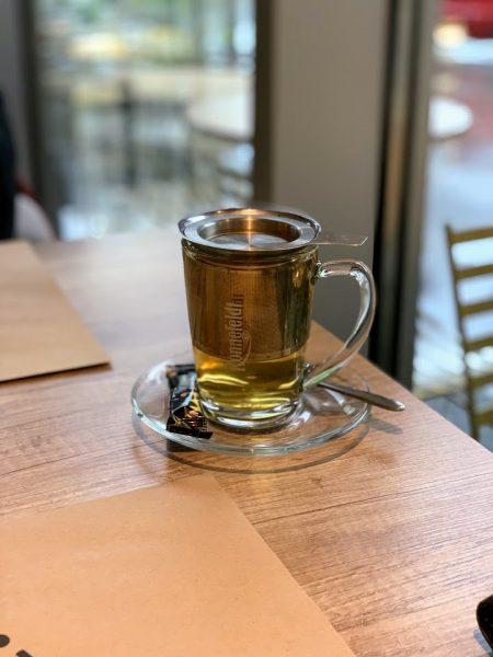 Pravi čaj od Nane u marendi