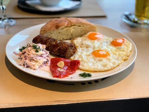 domaći doručak u marendi