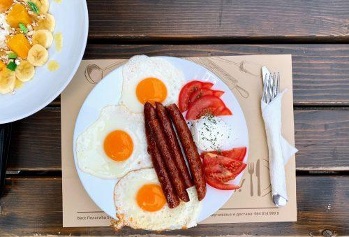 """Bogati """"Pa to je sjajno"""" doručak"""