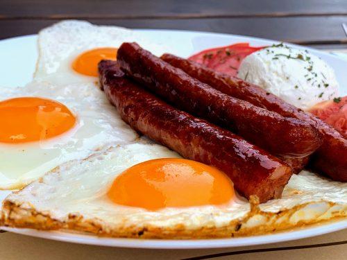 """""""Pa to je sjajno"""" doručak"""