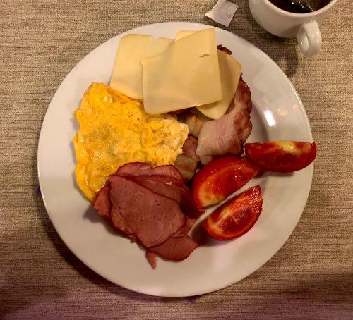 Dobro mesto za jak doručak