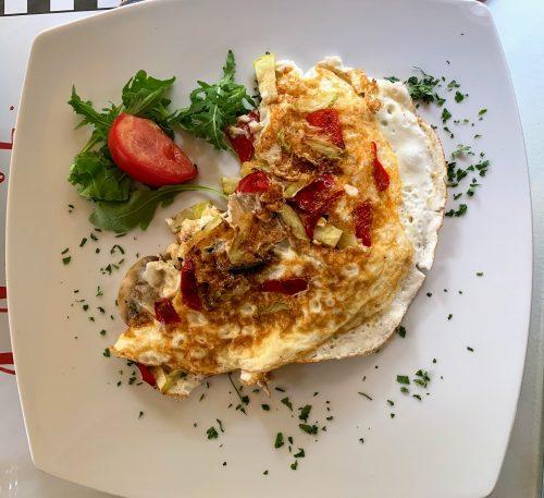 Fitnes omlet