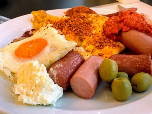 Proteinski doručak!