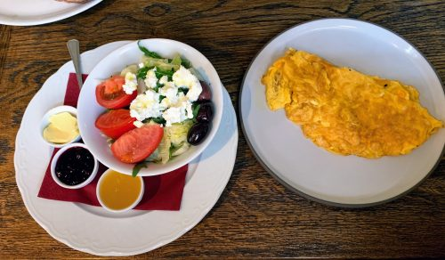 Country style doručak