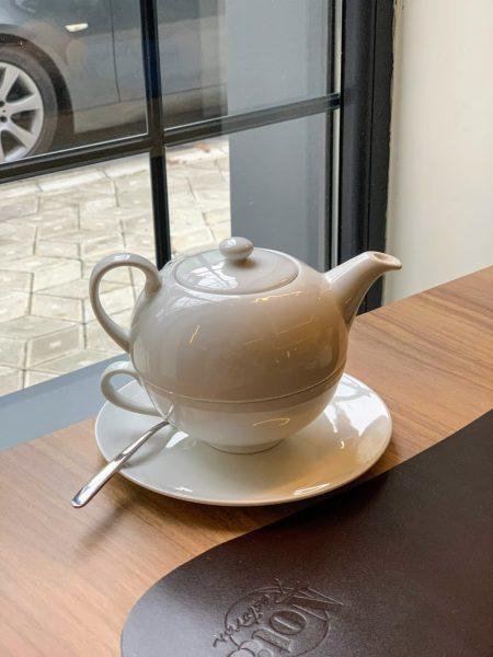 Zeleni čaj hotel Nota