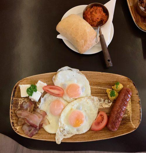Nota doručak sa kojim nema šale