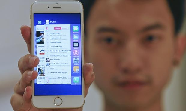 iphone ios9