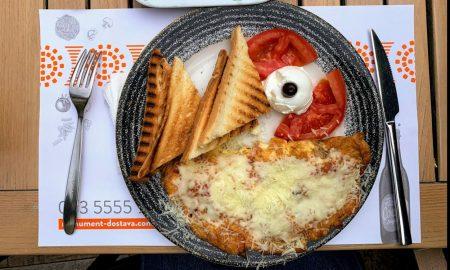 Monument italijanski omlet